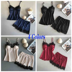 nightwear, Shorts, slingnightwear, Lace