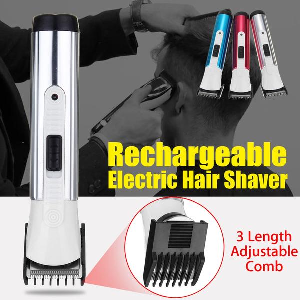Salon, Electric, hairclipper, hair