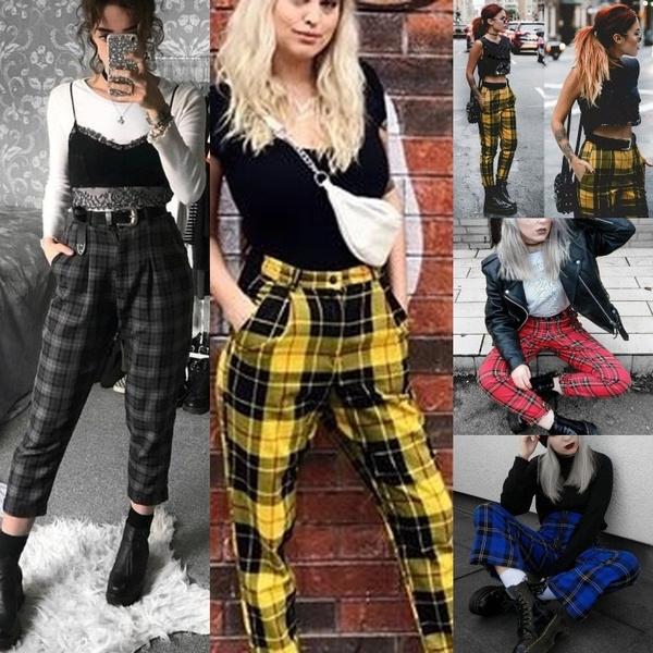 Fashion, Casual pants, pants, women's pants