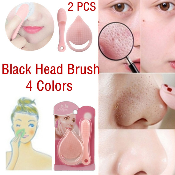Head, facialcleaningbrush, Silicone, cleaningbrush