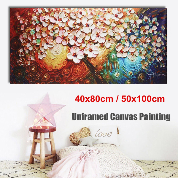canvasprinting, Decor, Flowers, art
