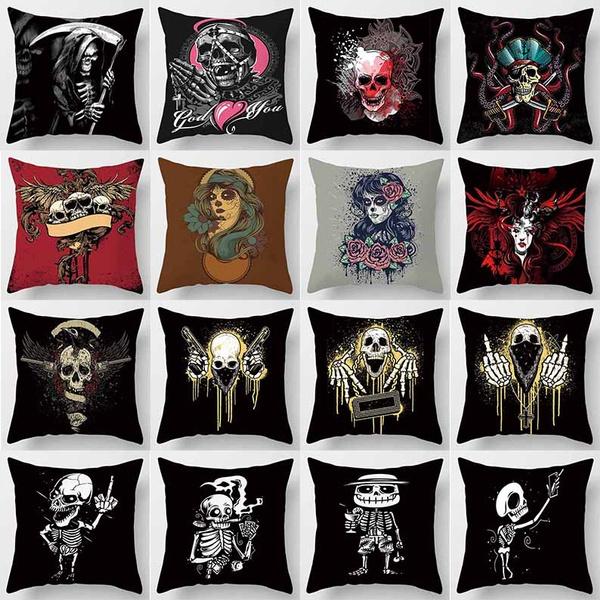 case, Home & Kitchen, Fashion, skull