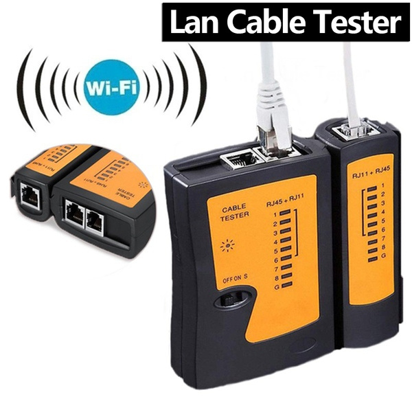 lancable, lancabletester, Battery, ethernetcabletester