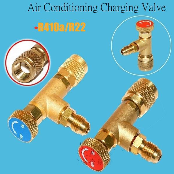 air conditioner, hose, r410, hvactool