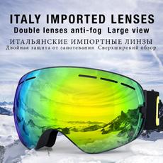 antifoggoggle, snowboardgoggle, Goggles, uv400skiglasse