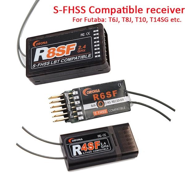 compatiblefutabasfhsst614sg, r4sfreceive, Receivers, sfhssfhssreceiver