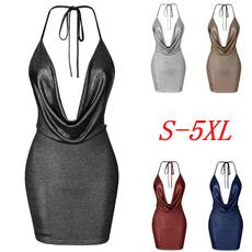 Mini, Club Dress, Fashion, halter dress