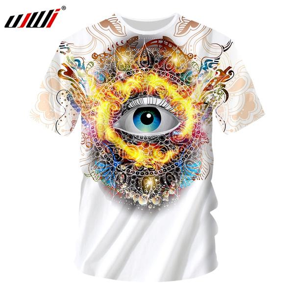 Funny, Fashion, eye, Shirt