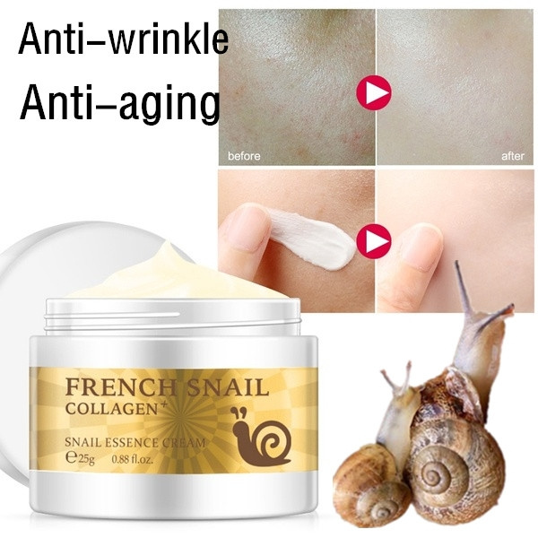 snailcream, hyaluronicacid, snail, Anti-Aging Products