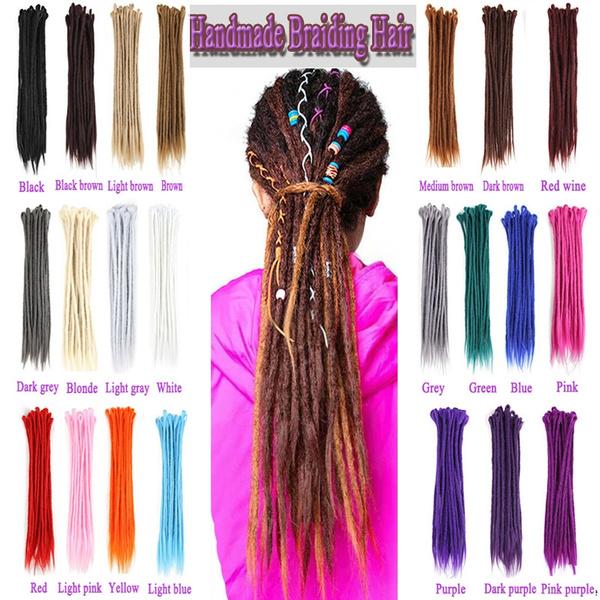 wig, pink, crochetbraid, Fashion