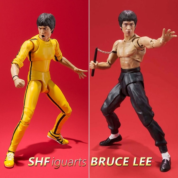shfiguart, brucelee, Toy, Lee