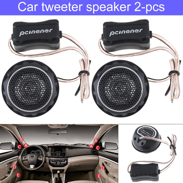 loudspeaker, speakeraccessorie, cartweeter, Mini