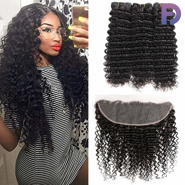 deepcurly, eartoearlaceclosure, hairextensionshumanhair, curlyhairextension