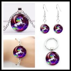 braceletgift, unicornbracelet, Key Chain, Jewelry