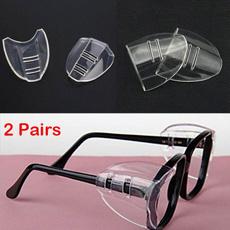 glassessideprotectiveshield, tpuglassessideshield, glassesshield, Cover