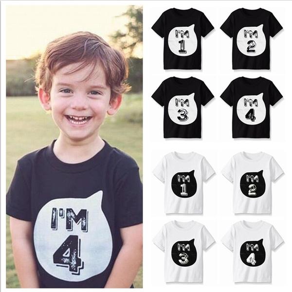 Summer, topsamptshirt, Shirt, Family