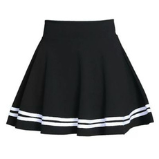 Mini, Fashion, koreanversion, schoolskirt