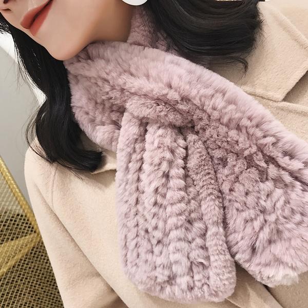 Fur scarf, women scarf, fur, Winter