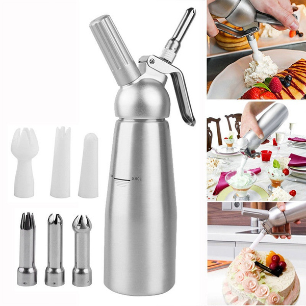creamcharger, Butter, Kitchen & Dining, diycake