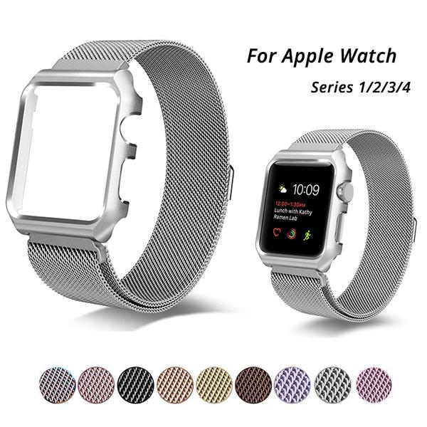 case, Steel, applewatch, Apple
