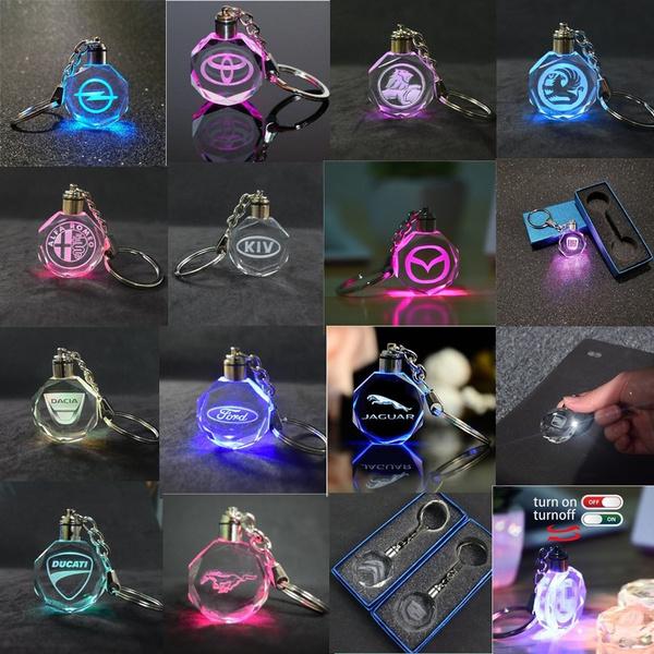 Box, Key Chain, lights, led