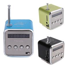 loudspeaker, Mini, digitaldisplay, tdv26