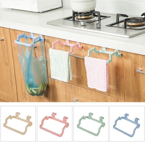 Hangers, cupboard, garbage, Storage