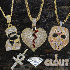 hip hop jewelry, necklaceaccessorie, gold, Classics