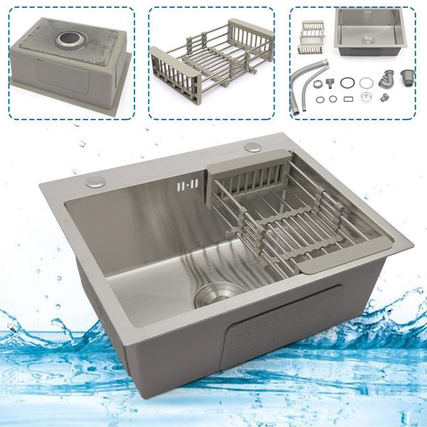vesselsink, Kitchen Accessories, waschbecken, Kitchen Sinks