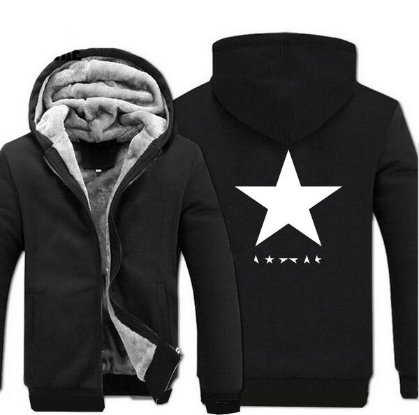 padded, hooded sweater, velvet, zippers