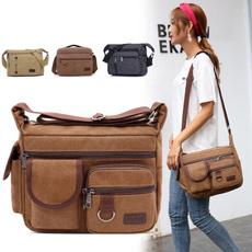 Shoulder Bags, mencanvasbag, Outdoor, Hiking