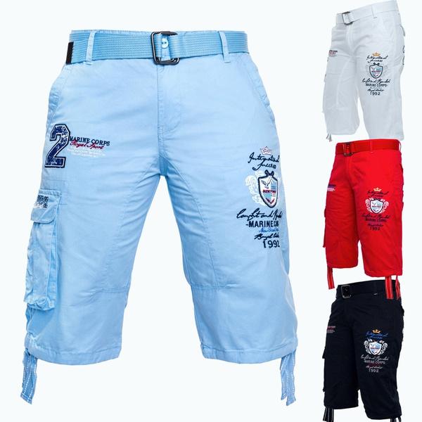 Summer, Fashion Accessory, Shorts, multipocket