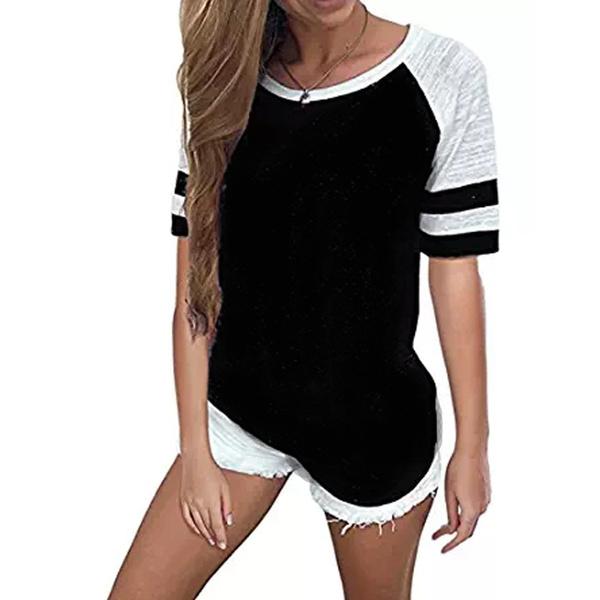 shirtsforwomen, Summer, summer t-shirts, Cotton Shirt