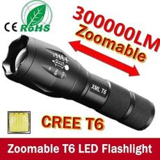 Flashlight, led, lanternsamplight, Hiking