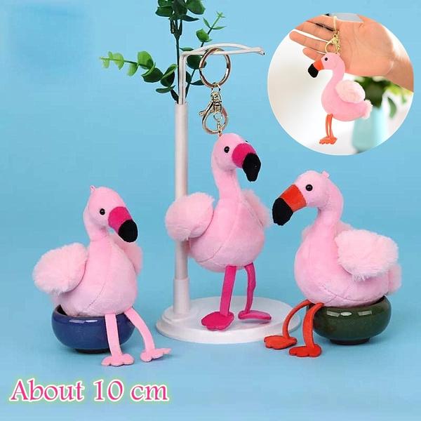 cute, Decor, flamingo, Key Chain