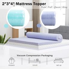 King, mattress, mattresspad, memoryfoammattres