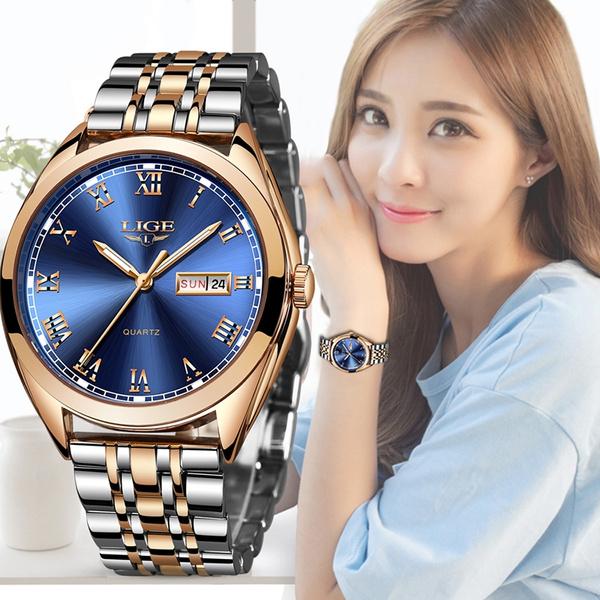 Steel, discountwatche, Fashion, Dress Watches