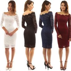 sexy, Club Dress, Lace Dress, Lace
