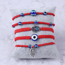 Bracelet, eye, Jewelry, fatimabracelet
