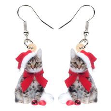 cute, Fashion, Kitten, catearring