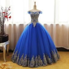Blues, gowns, vestidos femininos, Princess