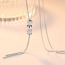 Sterling, Fashion, 925 sterling silver, women necklace
