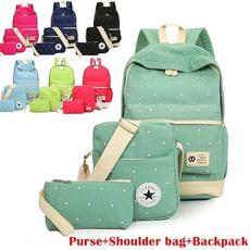 Shoulder Bags, School, techampgadget, Capacity