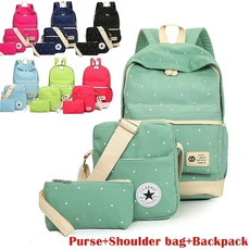 Shoulder Bags, School, techampgadget, Capacity