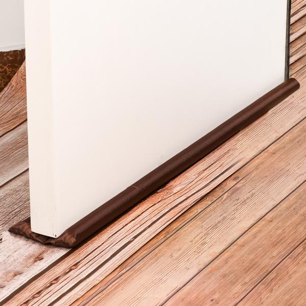 doorstop, brown, Door, doorgap