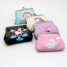 Mini, Fashion, coin purse, Simple