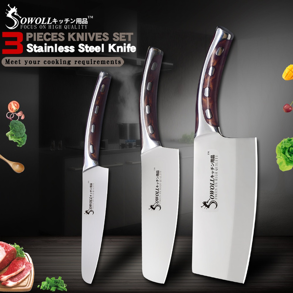 Steel, Stainless, Kitchen & Dining, Blade