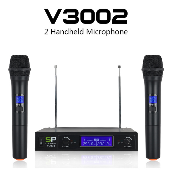 Microphone, wirelessmicrophone, karaokemicrophone, wirelesshandheldmicrophone