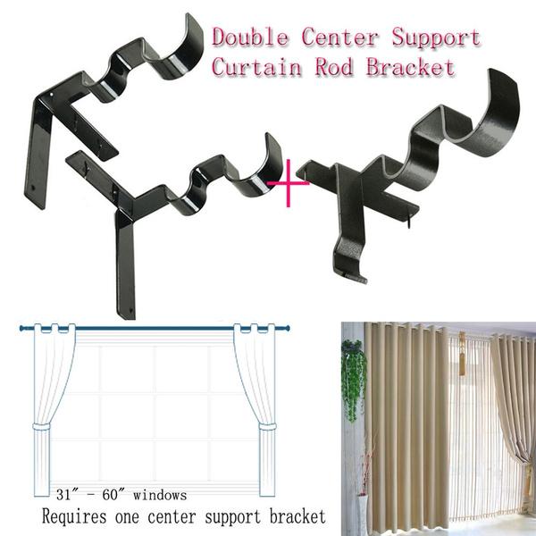 Home Decor, doublecenter, Support, rod