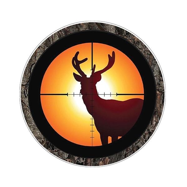 Funny, windowsticker, Deer, Waterproof